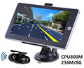 Reverse Parking System,7 inch car GPS Navigation 256M/8GB CPU800Mhz+Wireless Rear View camera+free new maps