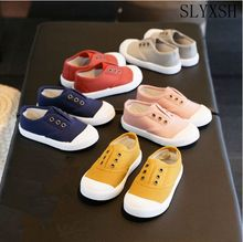 child canvas shoes male child girls shoes baby casual shoes lounged cotton-made shoes 2018 spring and