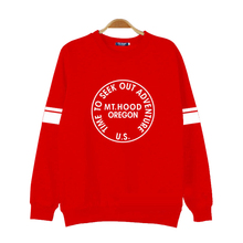 2017 plus size loose casual sweatshirts spring autumn and winter lovers hoodies male & Fe plus velvet large size: S XXXL