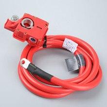 Yetaha положительный терминал к кабелю батареи 61126989780 для BMW 525xi 528i 530i 535i xDrive 550i