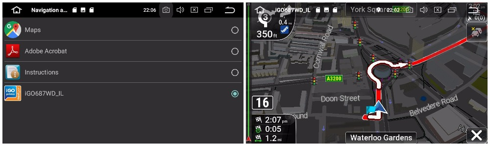 "Perfect 2GB RAM Quad core 2 din 9"" Android 8.1 Car DVD Player for Mazda 3 2010 2011 2012 GPS Radio Bluetooth USB WIFI 16GB ROM 19"