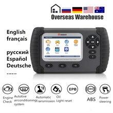 Vident réinitialisation de lhuile, outil de Diagnostic de voiture, système complet, EPB, ABS, SAS, Airbag, DPF, volant, configuration de batterie