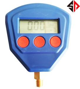 Image 2 - SP R22 R410 R407C R404A R134A воздушный кондиционер одноколлекторный вакуумный манометр