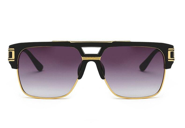 JackJad New Fashion Brand Design Grandmaster Four Solglasögon Män - Kläder tillbehör - Foto 5