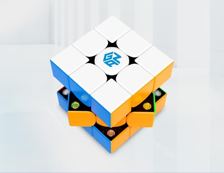 Nouveau GAN 354 M 3x3x3 Magico Cube Gans vitesse magnétique stabilité jeu lisse haut de gamme magique Cube Puzzle torsion jouets éducatifs - 4