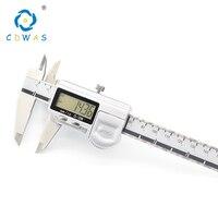 0-150mm IP67 étanche numérique vernier étrier règle vernier étrier micromètre Haute Précision étriers numérique 150mm