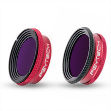 лучшая цена PGYTECH Professional ND Filter For DJI Mavic Air MRC UV ND64 ND64 PL CPL Camera PRO Lens Filter for DJI Mavic Air Drone Camera