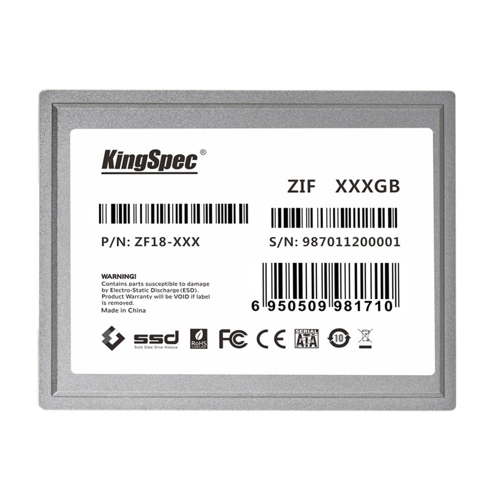 Prix pour ZF18-XXX ZIF SSD Interne 1.8 ''IDE Lecteur Flash Pour HP 2510 P 2710 P HP1010TU Mini 1000 Compaq 2710 p Compaq 2510 p