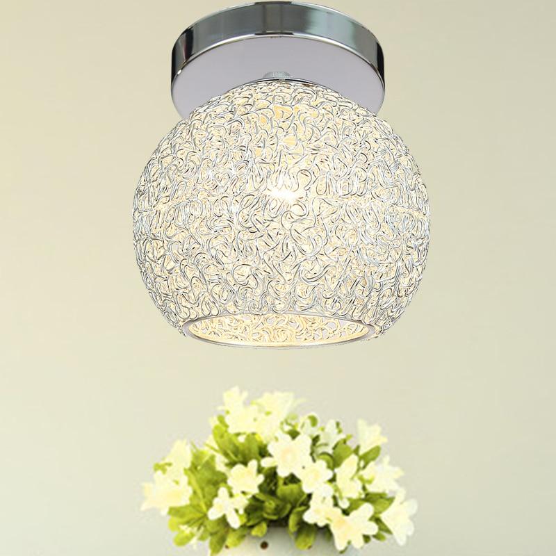 All Aluminum LED Ceiling Light Single Head Venture Creative Hall Corridor Aisle Lights Table Lamp Cap Lamps CL FG338 пл нки venture shield