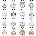 20mm Vintage Angel Caller Cage Pendant Necklace Baby Bola Children Pendant Women Jewelry Eudora Harmony Locket Floating