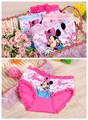 2 Pcs/Lot   Girls Panties Baby Children Underwear Girls Briefs  Kids Briefs Underpants    Panties