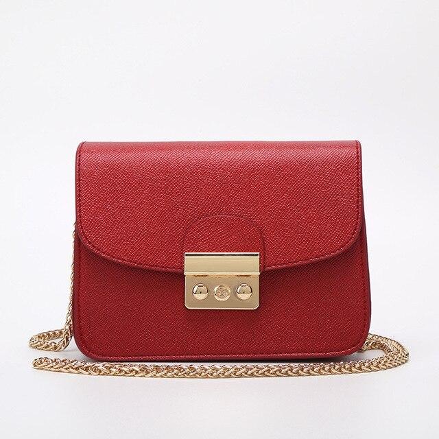 2016 New Arrival PU Leather Women Handbag Elegent PU Lady's Shoulder Bag Messenger Bag Oblique Cross Package