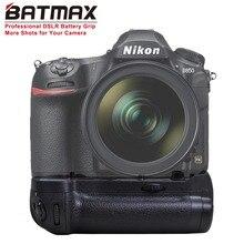 Batmax MB-D18 D850 Вертикальная Батарейная ручка держатель для Nikon D850 MB-D18 DSLR камер как работа с EN-EL15a EN-EL15 или 8X AA тесто