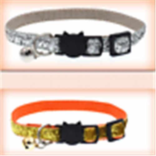 Bling Payet Memisahkan Diri Kucing Kerah & Tag Safety Rilis Cepat Terukir dengan Bell Keselamatan Anak Kucing