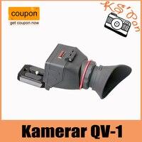 Kamerar QV-1 lcd عدسة الكاميرا لكانون 5d mkiii 6d 7d 60d