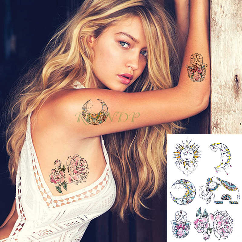 Elephant Chest Tattoo Female Best Tattoo Ideas