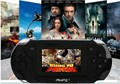 HOT 3 polegada PMP Handheld Game Console de 32 Bits Video Game Player built-in 10000 Jogos Grátis Suporta Download