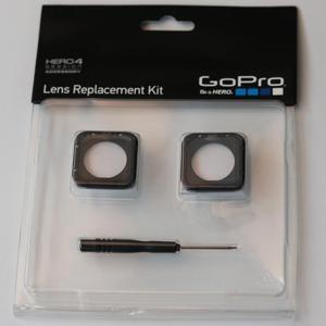 Image 2 - ل gopro الأصلي إطار العدسات البروتينية/UV غطاء العدسات الزجاجية/غطاء وأدوات ل Gopro Hero 5 جلسة 4 جلسة ملحقات الكاميرا