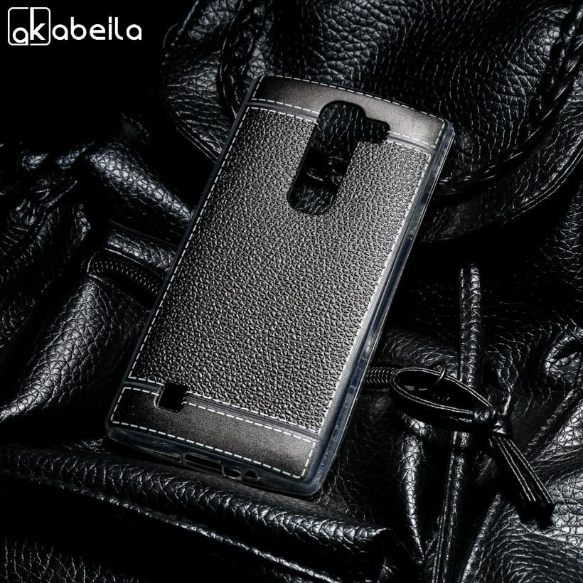 AKABEILA Phone Cover Cases For LG Optimus G4 Mini LG Magna C90Y90 Volt 2 LS751 G4C H522Y H500F Cover Phone Soft TPU Case