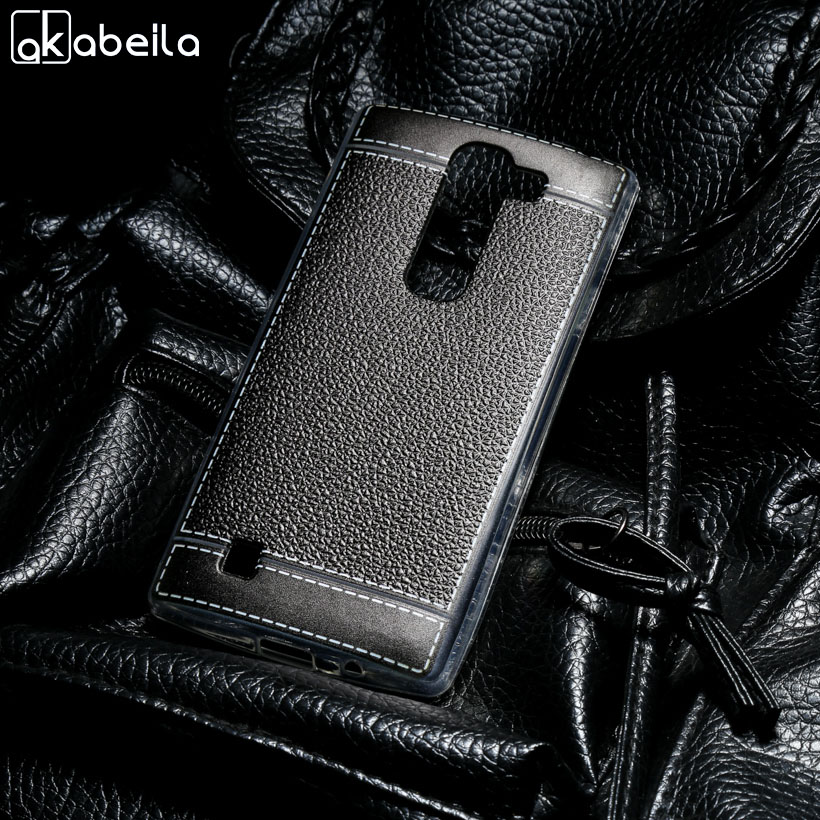 AKABEILA Phone Cover Cases For LG Optimus G4 Mini LG Magna C90Y90 Volt 2 LS751 G4C H522Y H500F Cover Phone Soft TPU Case image