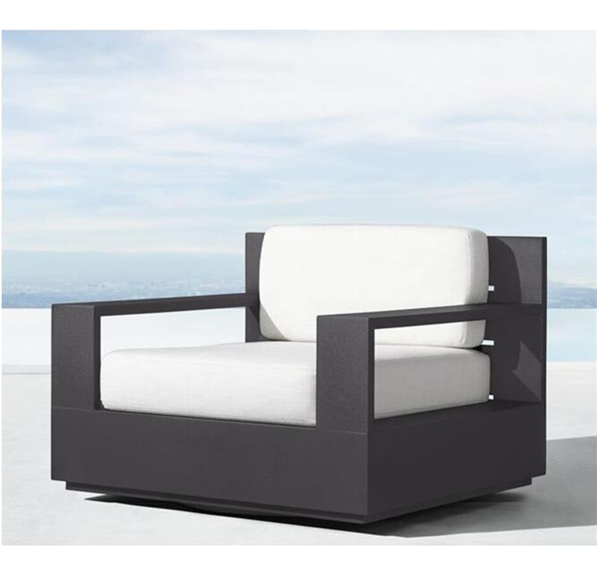 US $379.05 5% OFF|New arrival outdoor sale on patio aluminum classic sofa  furniture-in Garden Sofas from Furniture on Aliexpress.com | Alibaba Group