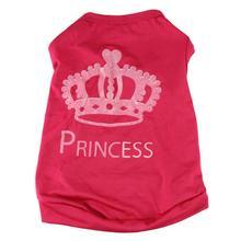 "Adorable ""princess"" yorkie shirt / clothing"