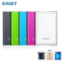 2TB Eaget G90 500GB 1TB USB 3.0 Metal External Hard Drives encryption Portable HDD 2.5 externo disco Hard Drive for PC Laptop