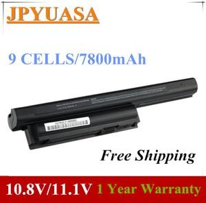7XINbox 10.8V 9 CELLS VGP-BPL26 VGP-BPS26 VGP-BPS26A Laptop Battery For SONY VPCCA C CA CB EG EH EJ CB VPCEG VPCEH VPCEJ VPCCB