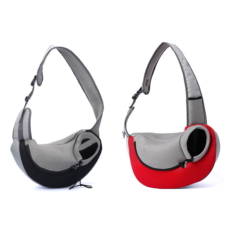 Venxuis Fashion Breathable Dog Shoulder Bag Pet Backpack Carrying Cat Dog Puppy Small Dog Sling Front Carrier BagVenxuis Fashion Breathable Dog Shoulder Bag Pet Backpack Carrying Cat Dog Puppy Small Dog Sling Front Carrier Bag