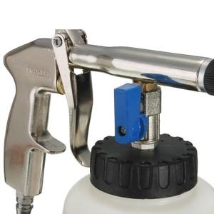 Image 5 - High pressure car washer foam gun,car tornado tool Foam Lance Tornador Interior Deep Cleaning Gun Car Wash With Brush