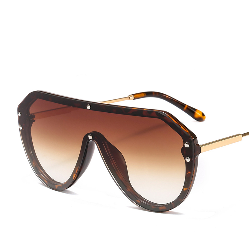 2019 New F Watermark One-piece Sunglasses PC Copy Film Men Women Sunglasses Girls Personality Colorful Fashion Wild Sun Glasse (23)