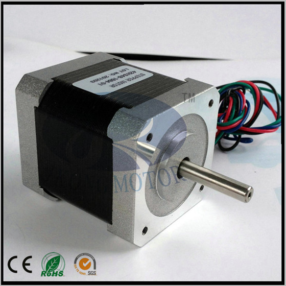 42BYG 42 stepper motor drive long 48mm current 1 68A torque 5 0kg cm 4 wire