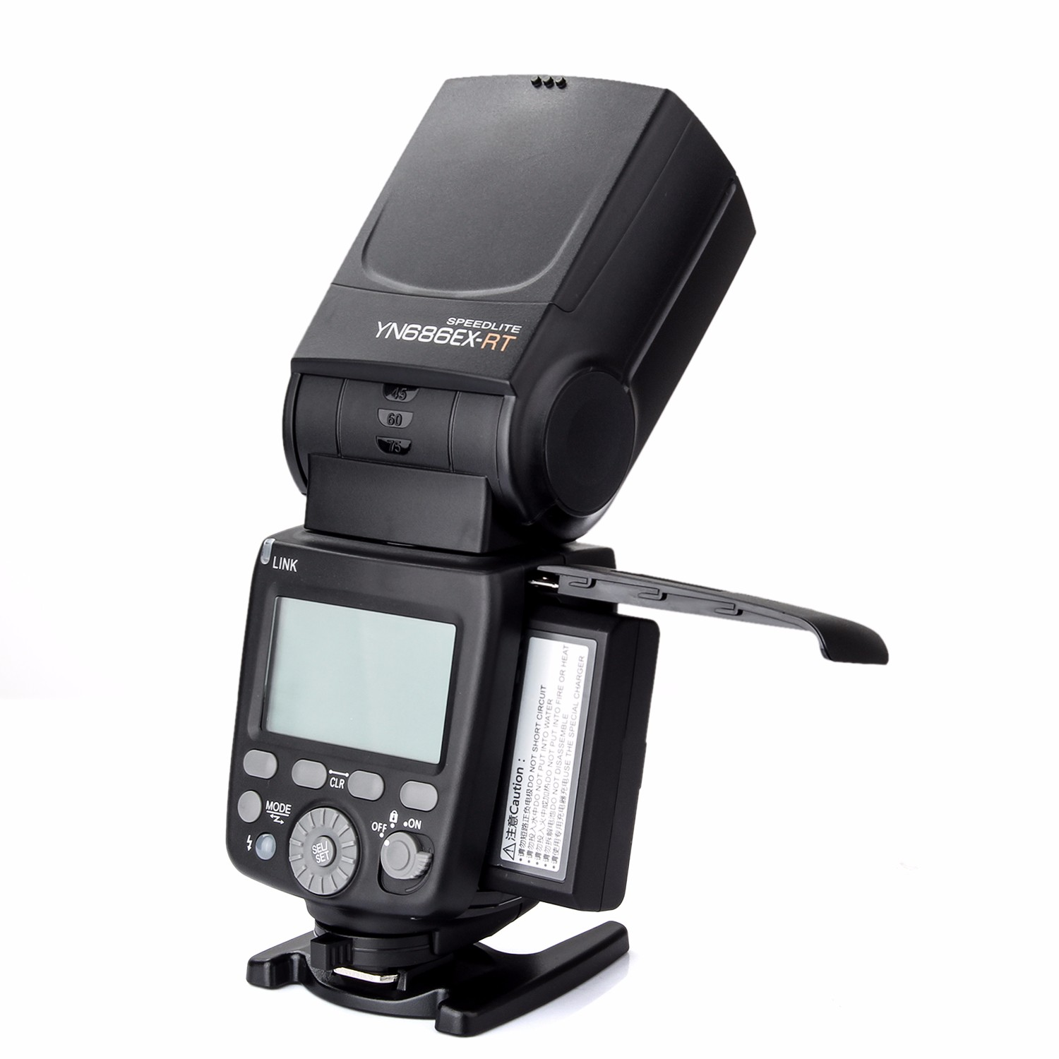 YONGNUO YN686EX RT Lithium Battery Speedlite 1 8000s TTL M MULTI Wireless Falsh For Canon Camera Photo Speedlight in Flashes from Consumer Electronics