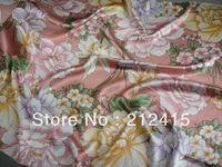 100% шелк плоский Простыни шелк кровать Простыни цветочный Цвет чистый pilk печатных много размеров заказ приемлем ls260722