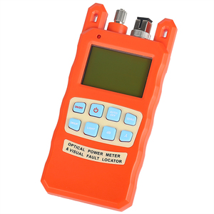 Image 2 - AUA 80A optical power meter red light one machine 5MW/10MW/20MW/30MW light pen light power meter two in one