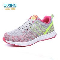 Women Running Shoes Breathable Mesh Sneakers Ladies 2017 Summer Walking Sport Shoe Woman Light Cushioning Sneakers