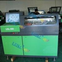 ERIKC fuel injection pump test bench LSL 300, common rail diesel injector test bench E1024019