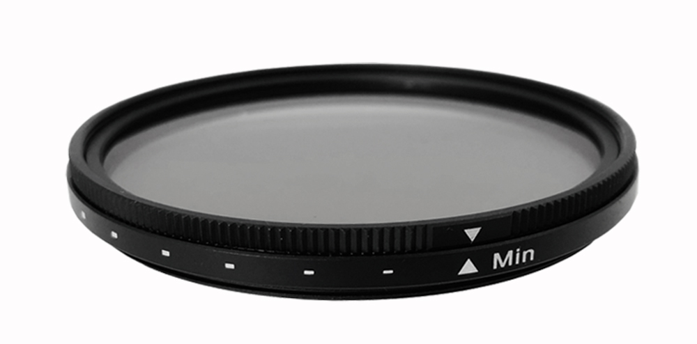 ND filter 9 levels gray scale ND filter 37 mm and 62 mm