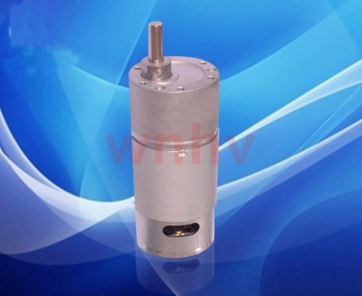600 обр./мин. ДЦ 12В Хигх Торкуе Геар Бок Електрон.