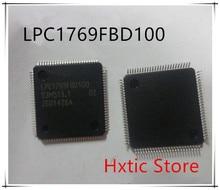 5pcs/lot LPC1769FBD100 LPC1769 LPC1769FBD QFP-100 New