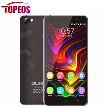 Oukitel C5 Pro 4 г LTE противоударный мобильный сотовый телефон 5.0 «дюймов 2 ГБ Оперативная память + 16 ГБ Встроенная память MT6737 4 ядра 1280×720 анти-smash металла Рамка