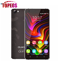 "Oukitel c5 pro 4g lte teléfono celular móvil a prueba de choques de 5.0 ""pulgadas 2 GB RAM + 16 GB ROM MT6737 Quad Core 1280x720 Anti-choque de Metal Marco"