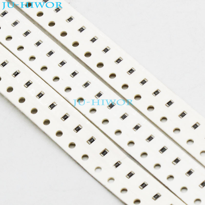 (1000pcs/lot) 27K 30K 33K 36K 39K ohm ohms 0603 5% SMD <font><b>Chip</b></font> <font><b>Resistor</b></font> Thick Film 1/10W <font><b>Chip</b></font> Fixed <font><b>Resistor</b></font> image
