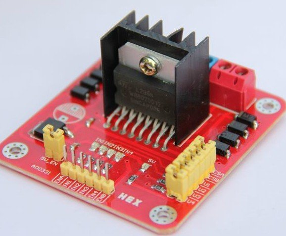 Freeshipping 20pcs/lot L298N motor driven plate module freeshipping rs232 to zigbee wireless module 1 6km cc2530 chip