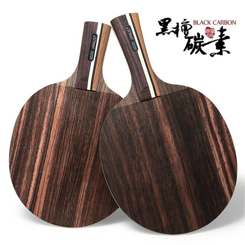 Janus JA998 Jenama Ping Pong Ping Pong Ping Pong untuk serangan cepat dan gelung atau pemain jenis pemotong