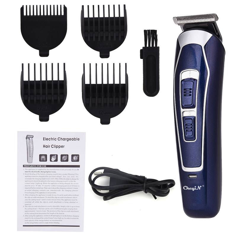 Electric Hair Clipper Rechargeable…