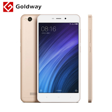 "Original Xiaomi Redmi 4A 2GB RAM 16GB ROM 5.0"" 4G FDD LTE Snapdragon 425 Quad Core Mobile Phone 3120mAh Battery(Hong Kong)"