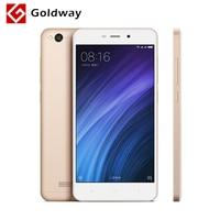 Original Xiaomi Redmi 4A Global Version Mobile Phone Snapdragon 425 Quad Core CPU 2GB RAM 16GB