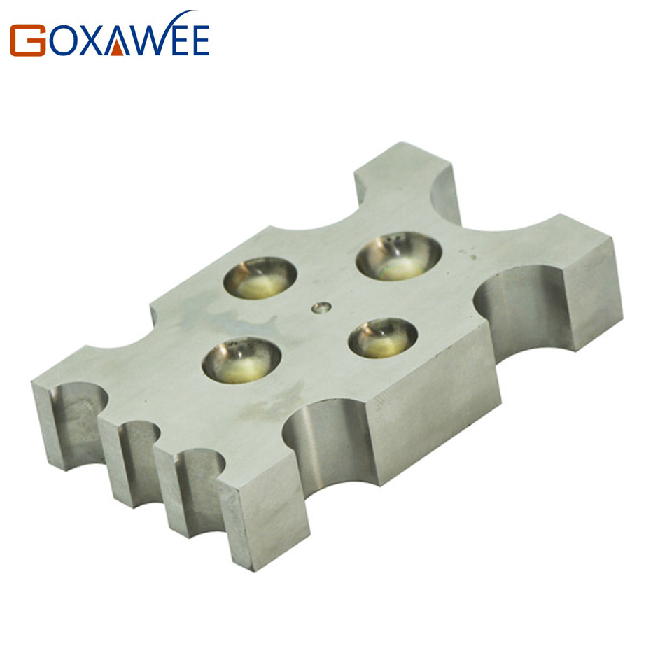Free Shipping Jewelry Making Tools Flat Dapping Block Jewelry Forming Jewelers Metalsmith Silversmith Goldsmith Jewelry Tool 0804109 0031[terminal block tools