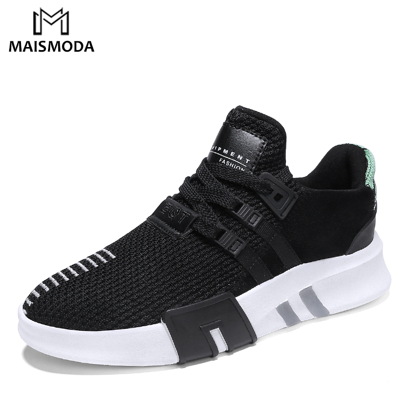 MAISMODA Popular Breathable Men High Quality Casual Shoes Fashion Men's Comfortable Soft Shoes Footwear 3 Colors YL237